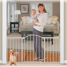 Amazon.com : Summer Infant Metal Expansion Gate, 6 Foot Wide Walk ... Amazoncom Summer Infant Deluxe Stairway Simple To Secure Wood Gate For Top Of Stairs With Banister The 6 Baby Gates Regalo Extra Tall 2754 With Swing Door Ideas Mounting Hdware All The Best Multiuse Walkthru Of Metal Sure Customfit 9198 Toddler Multi Use Walk Thru White Youtube 33 In And Stair Dual Deco