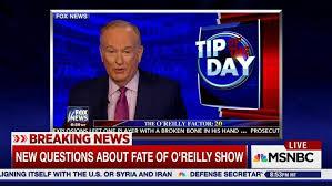 Did Bill OReilly Just Speak His Last Words On Fox News