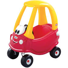 100 Little Tikes Classic Pickup Truck Cozy Coupe 30th Anniversary Edition Red Pedal Push