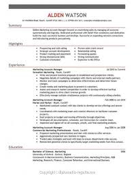 Professional Janitorial Account Manager Resume Download Sample For Executive Position