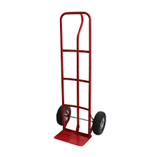 Buffalo 600-lb Capacity Red Steel Standard Hand Truck At Lowes.com