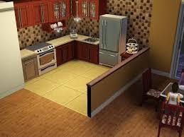 Kitchen Ideas Sims 3 The Baseline Decor Youtube