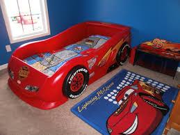 bedroom lightning mcqueen toddler bed mcqueen beds little