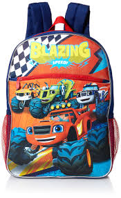 Backpacks - Nickelodeon Boys' Blaze And The Monster Trucks Backpack ... Cheap Monster Bpack Find Deals On Line At Sacvoyage School Truck Herlitz Free Shipping Personalized Book Bag Monster Truck Uno Collection 3871284058189 Fisher Price Blaze The Machines Set Truck Metal Buckle 3871284057854 Bpacks Nickelodeon Boys And The Trucks Shop New Bright 124 Remote Control Jam Grave Digger Free Sport 3871284061172 Gataric Group Herlitz Rookie Boy Bpack Navy Orange Blue