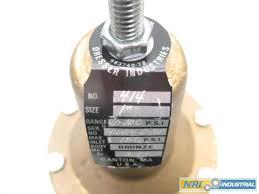 masoneilan 414 1 in npt 150 bronze pressure regulator valve d486781