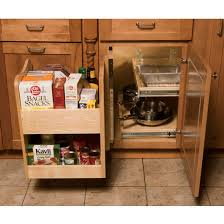 Corner Kitchen Cabinet Images by Kitchenmate Blind Corner Cabinet Organizer By Omega National