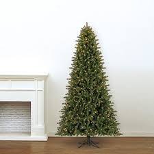 Pre Lit Slim Christmas Tree Led by Member U0027s Mark 7 5 Ft Pre Lit Norway Spruce Artificial Christmas