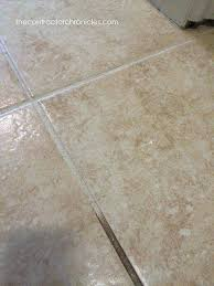 what to use to clean tile floors cleaning tile floors and grout