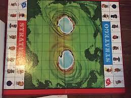 Vintage Stratego Board Game 1961 1970 Milton Bradley Complete