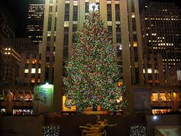 Rockefeller Plaza Christmas Tree by Map Where To Find 13 Of New York City U0027s Festive Holiday Trees