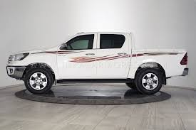 100 Hilux Truck Armored Toyota Pickup For Sale INKAS Armored Vehicles