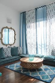 MOROCCAN INSPIRED CONDO 2013 Mediterranean Living Room