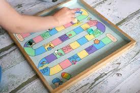 DIY Summer Board Game