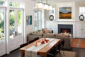 Small Living Room And Dining Design Ideas View In Gallery Perfect Idea For