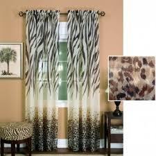 Cheetah Curtains Curtains Ideas