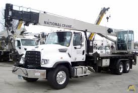 30t National 13110A Boom Truck Crane SOLD Trucks & Material Handlers ...