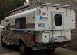 100 Alaskan Truck Camper 95 10 CO Roof Lift Weight Capacity