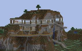 100 Mountain House Designs Minecraft Home Flisol Home