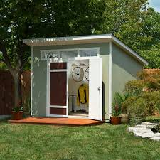 Suncast Alpine Shed Extension by Sheds U0026 Barns Costco