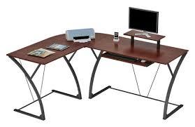 Whalen Samford Computer Desk by Z Line Designs Khloe L Shape Computer Desk Brown Zl21020 01ldu