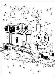 Fresh Thomas Train Coloring Pages 57 With Additional Free Kids