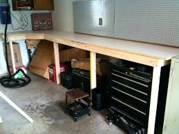 Garage Bench And Storage Image Of Cheap Woodworking