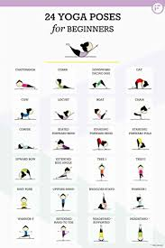 Fitwirrs 24 Yoga Poses For Kids