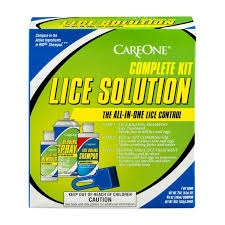 Care e plete Kit Lice Solution 1 0 kit from Giant Food