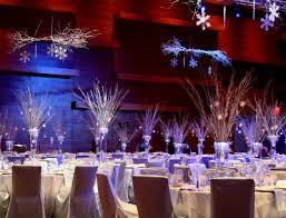 Its The Decor That Sets Proper Theme Setting When It Comes To Winter Wonderland Wedding Ideas Here Are Some Suggestions Transform Your Reception