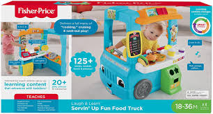 Fisher-Price - Laugh N Learn - Smart Stages Food Truck: Fisher-Price ...