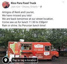 Rico Peru Food Truck On Twitter: