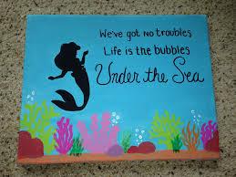 Ariel Flounder Pumpkin Stencil by Best 25 Little Mermaid Silhouette Ideas On Pinterest Little