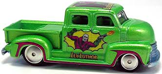 100 50s Chevy Truck O Hot Wheels Newsletter