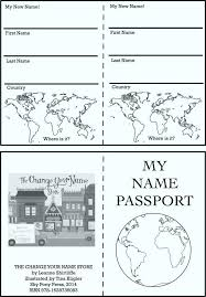 Design New Passport Template Templates For Flyers Free Mock Definition Word Us