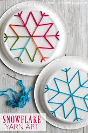 Fun Winter Crafts For Preschoolers The Best Paper Plate Ideas Pl On And Easy