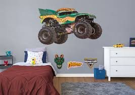 Dragon - Huge Officially Licensed Monster Jam Removable Wall Decal ... Monster Truck Wall Decal Personalized Name For Boys Room Decor With Decalmonster Decorwall Etsy Vinyl By Homesweetwalls On 5800 Red Blue Sticker Transport Sport Decals Stickers Car Pickup Garage Megalodon Huge Officially Licensed Jam Removable Wallpops Multicolor Outrageous Trucks Decalwpk2576 The Home Lightning Mcqueen Grave Digger Pack Decalcomania Cars And Warrior Giant Dragon Launch Os_mb592