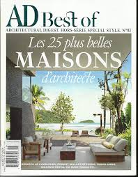 100 Best Architectural Magazines Amazoncom AD BEST OF ARCHITECTURAL DIGEST MAGAZINE