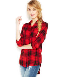 red buffalo plaid shirt womens t shirt design collections