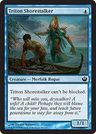 mtg merfolk deck legacy jou triton shorestalker new card discussion the rumor mill
