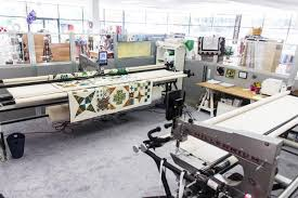 Longarm Quilting at Cary Quilting pany