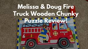 Chunky Puzzle, Great For Kids! // Melissa & Doug Puzzle Review - YouTube Sound Puzzles Upc 0072076814 Mickey Fire Truck Station Set Upcitemdbcom Kelebihan Melissa Doug Around The Puzzle 736 On Sale And Trucks Ages Etsy 9 Pieces Multi 772003438 Chunky By 3721 Youtube Vehicles Soar Life Products Jigsaw In A Box Pinterest Small Knob Engine Single Replacement Piece Wooden Vehicle Around The Fire Station Sound Puzzle Fdny Shop