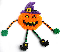 Halloween Perler Bead Patterns by Halloween Hama Perler Beads Halloween Pinterest Perler Beads