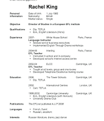 Sample Job Resume Examples Related Post Objective