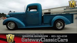 1938 GMC Pickup Houston Texas - YouTube