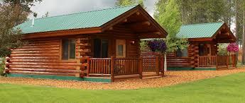 Montana Log Homes Amish Log Builders