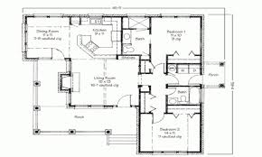 Home Architecture House Plan Bedroom Bungalow Designs Design Blueprint Modern Simple Small