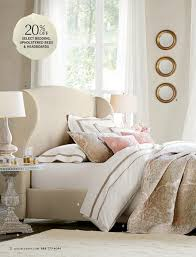 online catalog bed bath early spring 2017 pottery barn