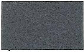 cawö home badteppich frame 1006 anthrazit 774 60x100 cm