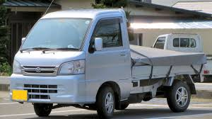 Daihatsu Hijet Truck 2015 Model - YouTube