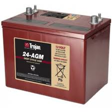 Trojan 24-AGM 12 Volt, 76 AH Deep Cycle AGM Battery Amazoncom Rally 10 Amp Quick Charge 12 Volt Battery Charger And Motorhome Primer Motorhome Magazine Sumacher Multiple 122436486072 510 Nautilus 31 Deep Cycle Marine Battery31mdc The Home Depot Noco 26a With Engine Start G26000 Toro 24volt Max Lithiumion Battery88506 Saver 236524 24v 50w Auto Ub12750 Group 24 Agm Sealed Lead Acid Bladecker 144volt Nicd Pack 10ahhpb14